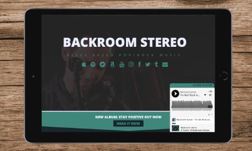 Backroom Stereo