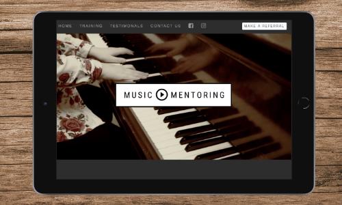Music Mentoring